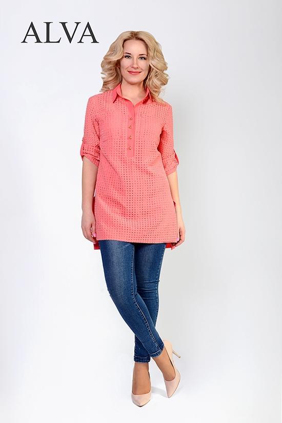 Блуза-туника Кристал