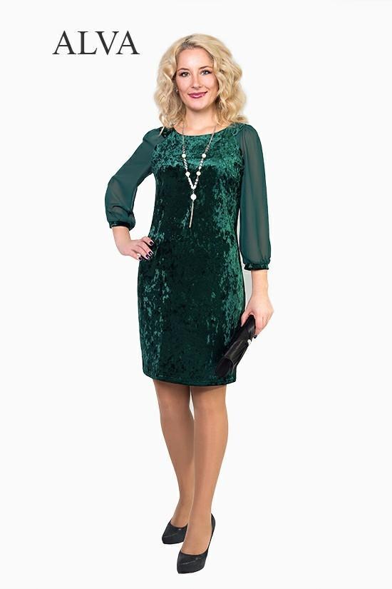 Платье Бархана